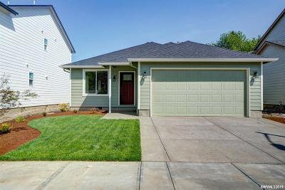 Salem Single Family Home For Sale: 4175 Hudson (Lot #3) Av