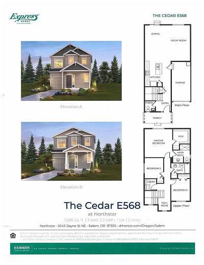 Salem Single Family Home For Sale: 5187 Armstrong Av
