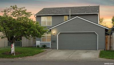 Keizer Single Family Home Active Under Contract: 928 Sagrada Lp