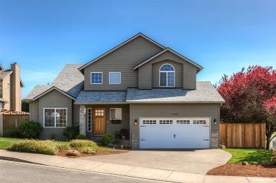 Salem Single Family Home For Sale: 2332 Blacktail Deer Ct