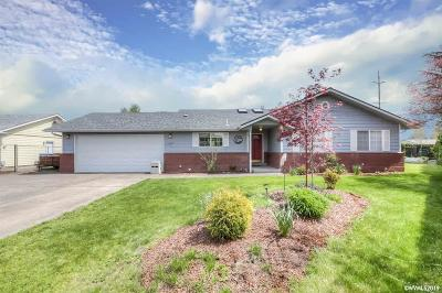 Stayton Single Family Home Active Under Contract: 1600 Partridge Ct
