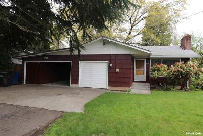 Keizer Single Family Home For Sale: 4093 Straw Dr