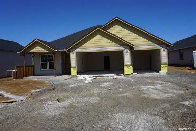 Sublimity Single Family Home For Sale: 621 SE Appaloosa St