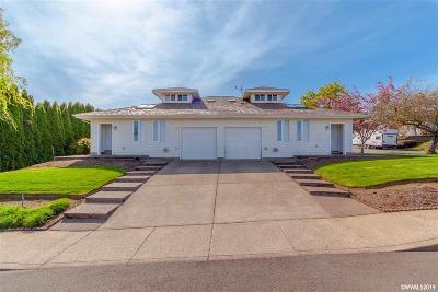 Dallas Multi Family Home For Sale: 651 NE Polk Station (& 653) Rd