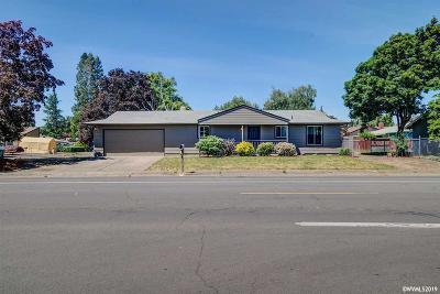 Albany Single Family Home For Sale: 1195 Belmont Av