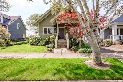 Monmouth Single Family Home For Sale: 566 Edwards Rd