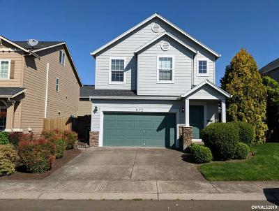 Canby Single Family Home Active Under Contract: 872 NW 1st Av