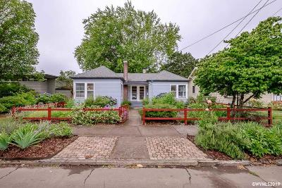 Albany Single Family Home For Sale: 1024 Calapooia St