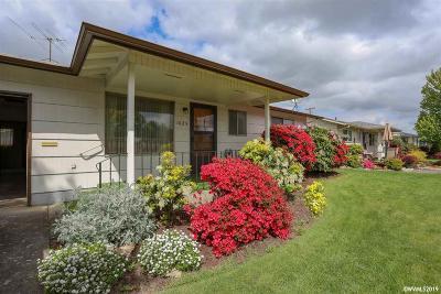 Woodburn Single Family Home For Sale: 1625 Umpqua Rd