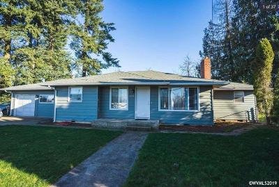 Keizer Single Family Home For Sale: 2230 Chemawa Rd