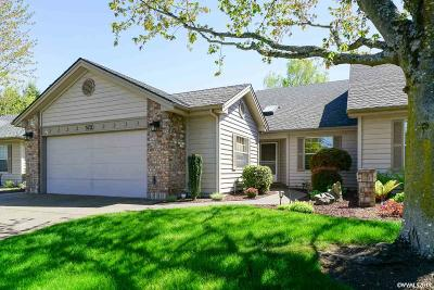 Keizer Single Family Home For Sale: 572 Fountain Ct