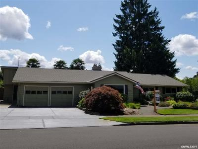 Keizer Single Family Home For Sale: 1196 Manzanita St