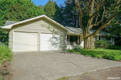 Keizer Single Family Home Active Under Contract: 4116 Straw Dr