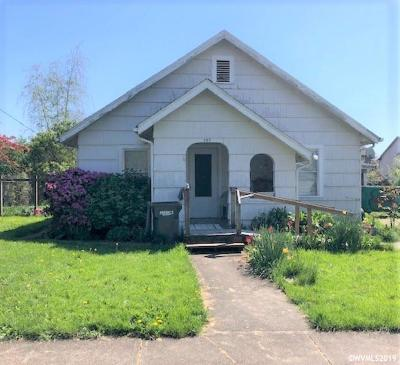 Monmouth Single Family Home Active Under Contract: 287 Broad St