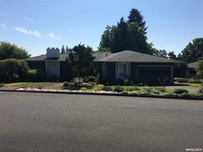 Salem Single Family Home Active Under Contract: 2750 Linden Ln