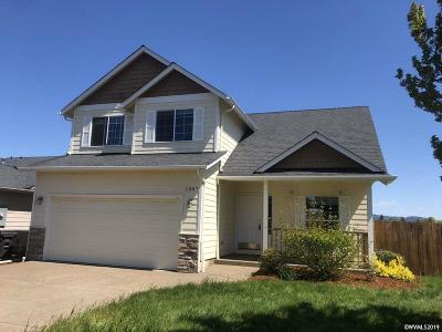 Monmouth Single Family Home For Sale: 1307 Mickey Ln