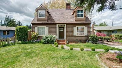 Albany Single Family Home Active Under Contract: 1420 Broadway St