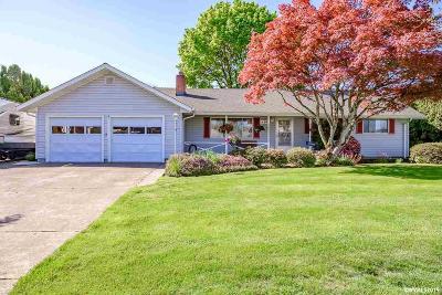 Albany Single Family Home Active Under Contract: 1416 38th Av