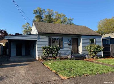 Albany Single Family Home Active Under Contract: 1342 15th Av