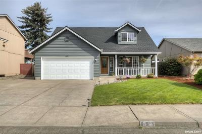 Keizer Single Family Home For Sale: 691 Cater Dr