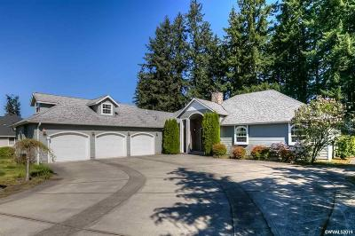 Stayton Single Family Home Active Under Contract: 1555 E Virginia St