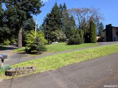 Salem Residential Lots & Land For Sale: 1220 Crowley Av