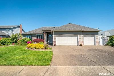 Woodburn Single Family Home Active Under Contract: 1269 Bernard Dr