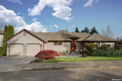 Salem Single Family Home For Sale: 967 Sunmist Ct