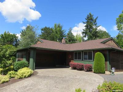 Salem Single Family Home Active Under Contract: 3510 16th Ct