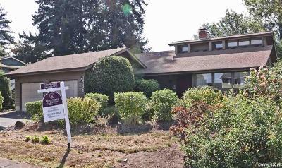 Keizer Single Family Home For Sale: 1230 Rafael Av