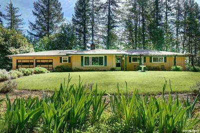 Scio Single Family Home Active Under Contract: 41737 Burgen Hollow Dr