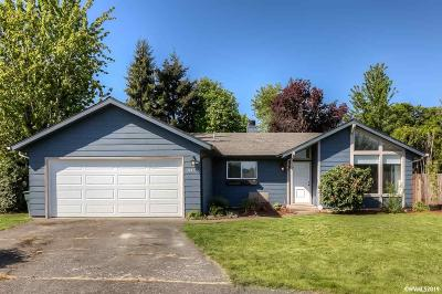 Keizer Single Family Home Active Under Contract: 3647 Denny Ct