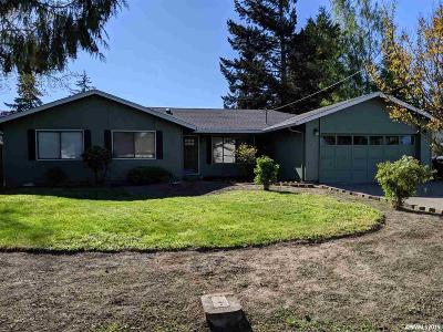 Monmouth Single Family Home Active Under Contract: 208 Atwater St