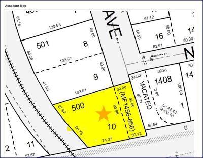 Sweet Home Residential Lots & Land For Sale: Lot #10 59th Av