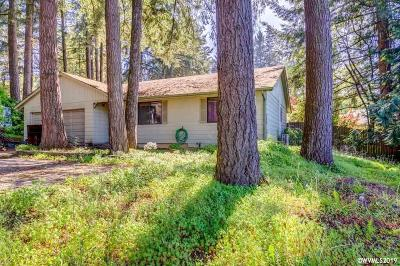 Stayton Single Family Home For Sale: 1885 Kent Av