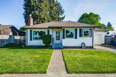 Stayton Single Family Home Active Under Contract: 1060 W Locust St