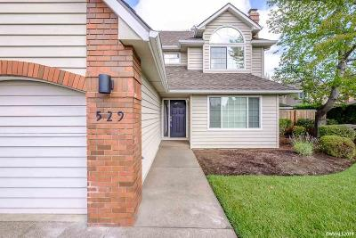 Salem Single Family Home For Sale: 529 Palmer Dr