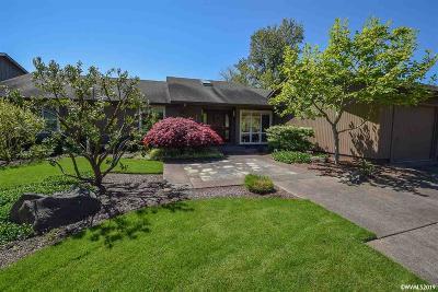 Keizer Single Family Home For Sale: 1360 Rafael Av