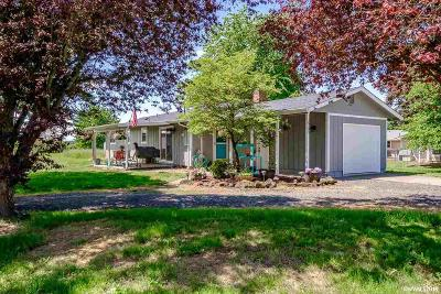 Scio Single Family Home Active Under Contract: 36388 Leslie Ln