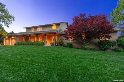 Salem Single Family Home For Sale: 5966 Barcelona Dr