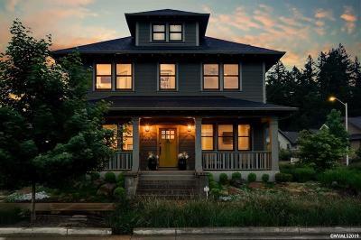 Salem Single Family Home For Sale: 4078 Braden Ln
