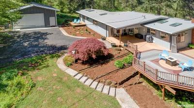 Salem Single Family Home For Sale: 11515 State St
