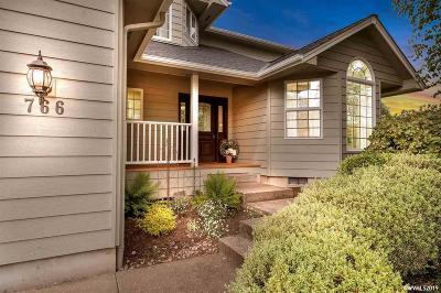Dallas Single Family Home For Sale: 766 SE Walnut Av