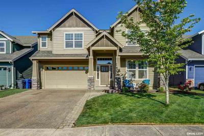 Keizer Single Family Home For Sale: 7968 Mykala St