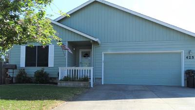 Independence Single Family Home For Sale: 425 S 12th St