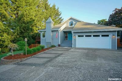 Salem Single Family Home For Sale: 3248 Jay Ct