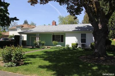 Keizer Single Family Home Active Under Contract: 473 Manbrin Dr