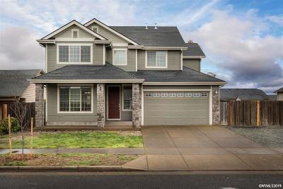 Albany Single Family Home Active Under Contract: 3363 21st Av