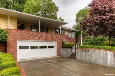 Salem Single Family Home For Sale: 2430 Summer St