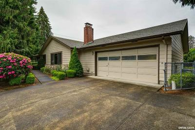 Salem Single Family Home Active Under Contract: 503 Tierra Dr